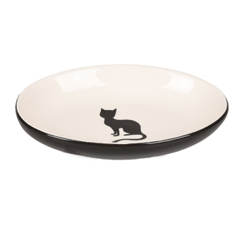 Ceramic Bowl Nala Black/White ø13cm 90ml