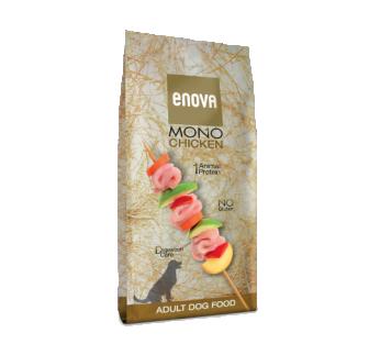 Enova MONO Chicken Complete Dog Food 12kg