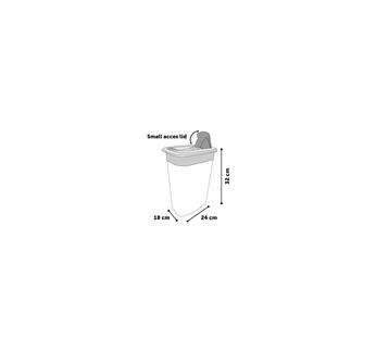 Food Barrel June 10l