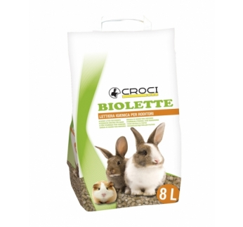 Biolette Natural Bedding from Vegetable Fibers 8l