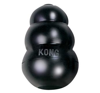 Kong Extreme Black L 7x10cm