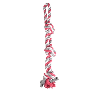 Cotton Rope with 3 knots 60cm