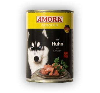 Amora консервы для собак - курица 400г