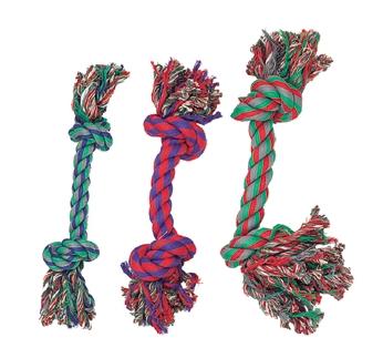 Cotton Mini Knot 3pcs 17cm