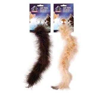 """игрушка для кошек """"Shaky Boa"""" 4,5x40см"""