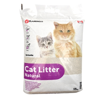 Cat Litter Natural 15kg