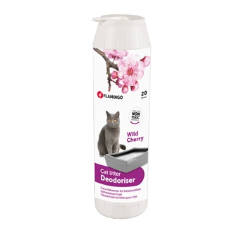 Cat Litter Deodoriser Wild Cherry 750g