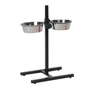 Bowls On a Stand 2x3000ml