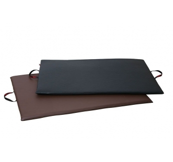 ABC Klin Leather Bed 90x68x3cm