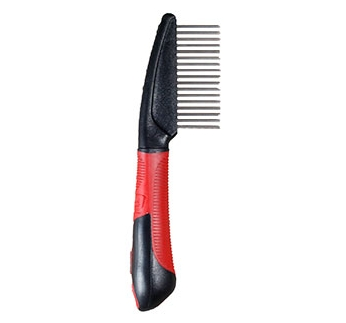 Grooming Comb - Long Teeth 21x6cm