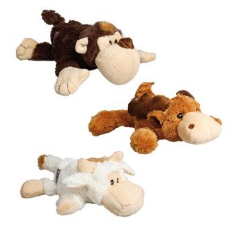 """Игрушка для собак Kong """"Cozie Naturals"""" 24x22x10см"""