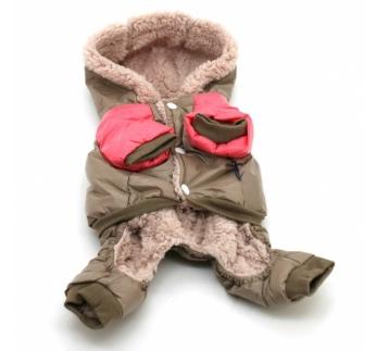 Dobaz Coat with Hoodie 33cm
