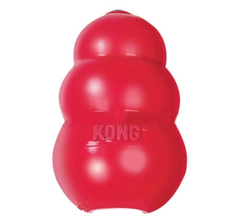 Kong Classic Red S 4x7cm