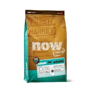 NOW Fresh Suuretõulise Täiskasvanud Koera Teraviljavaba Täissööt 11,3kg