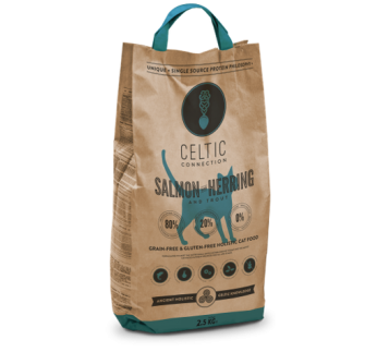 Celtic Connection Salmong & Herring for Cats 2.5g