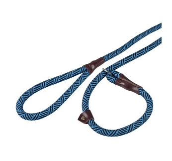 Choke Lead Blue 165cm x 12mm