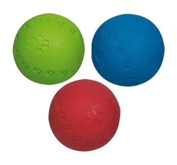Rubber Ball Summer Squeak 10cm
