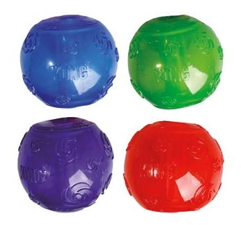 Kong Squeezz Ball L ø8cm