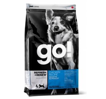 GO! Daily Defence Kanalihaga Täissööt Koerale 11,3kg