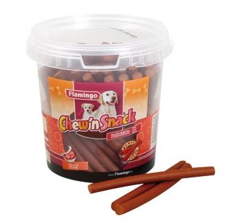 Chew'n Snack Pulgad Loomalihaga (Ämbris) 700g