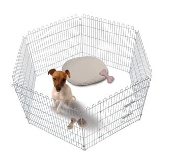 Puppy Cage S 160x80cm