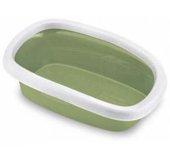 Cat Toilet Sprint 20 Green 39x58x17cm