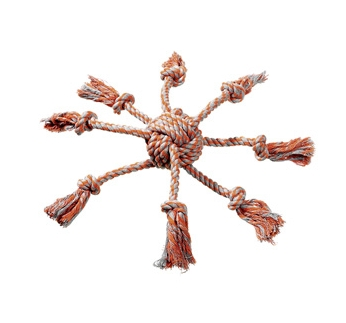 """Игрушка для собак """"Octopus James"""" ⌀10x40см"""