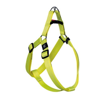 Harness with Reflectors Orange 60-90cm 25mm
